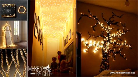 light decoration ideas for home 27 incredible diy christmas lights decorating projects