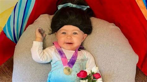 baby dresses   simone biles  honor  gymnasts