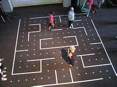 Teen Life-Size Pac-Man » Wadleigh Memorial Library