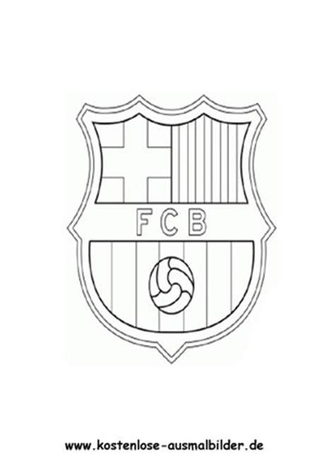 ausmalbilder malvorlagen fc barcelona