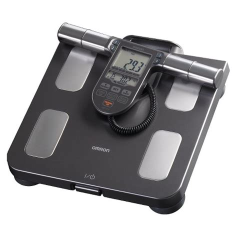 omron full body sensor body composition monitor  weight