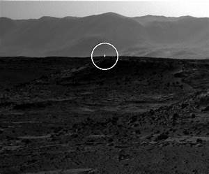 NASA's Curiosity Rover Takes Photo of a Strange Light on ...