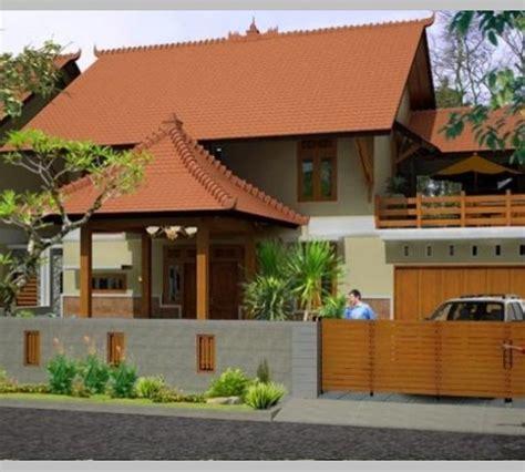 gambar desain teras rumah kampung minimalis bentuknya