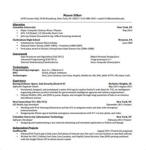 python developer resume uxhandy