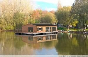 Maison Flottant Prix : maison flottante 70 m aquashell ~ Dode.kayakingforconservation.com Idées de Décoration