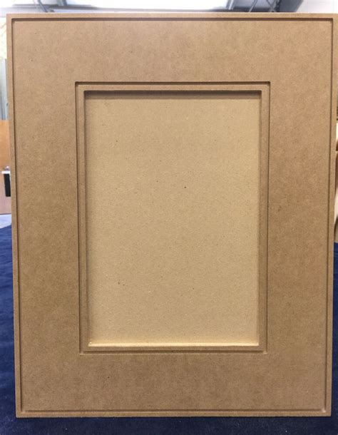 Mdf Cabinet Doors by Custom Cut To Size Mdf Contemporary Recess Panel