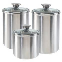 stainless steel kitchen canister sets canisters baking is