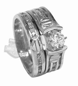 17 best images about trillion on pinterest stretch bands With biker wedding ring sets