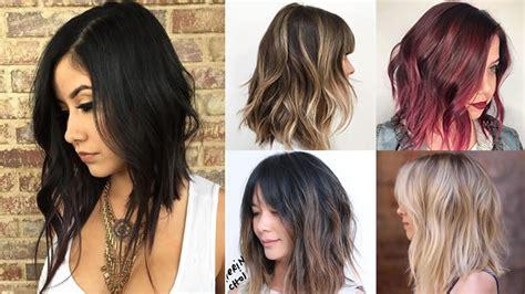 Hair Styles For Women Long Hair 2019 Bob Haircuts And