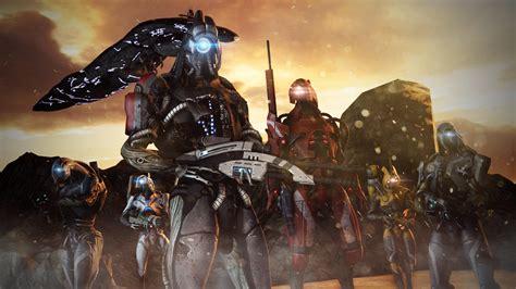 Legion On Mass Effect Fan Club Deviantart