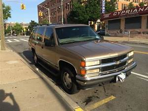 Sell Used 1999 Chevy Tahoe With Some Police Package