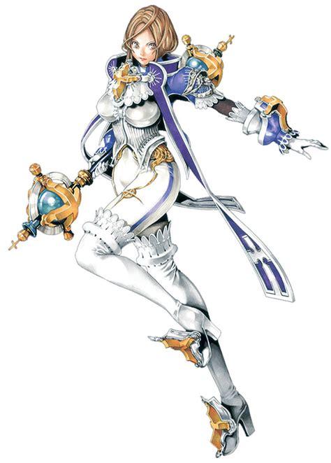 Castlevania Judgment Character Artwork