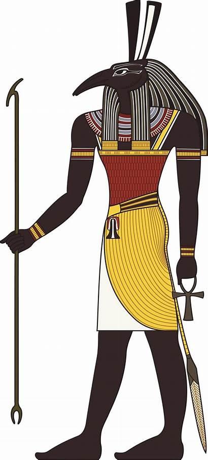 Seth Egyptian God Egypt Ancient Symbol Deities