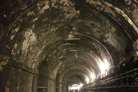 Rotherhithe Thames Tunnel - Original Tunnel Section | Flickr