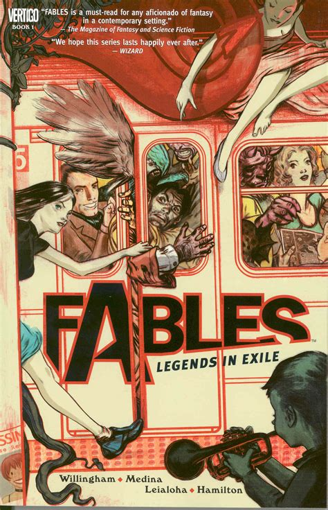 Fables By Bill Willingham  Pop Verse