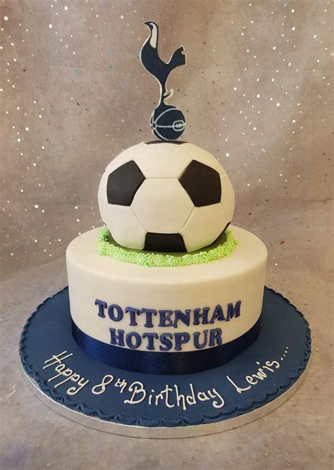 tottenham football cake ravens bakery  essex