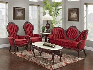 Living room victorian living rooms excellent photo for Living room furniture sets made in usa