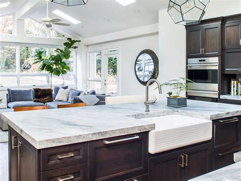 marble kitchen countertops pictures ideas from hgtv hgtv tiled kitchen countertops pictures ideas from hgtv hgtv