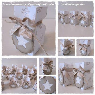 kleine geschenke weihnachten goodies verpackung epb halbes knallbonbon stin up