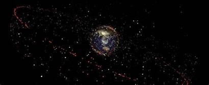 Space Debris Earth Component Esa There Main