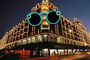 Shops Like Harrods : snap tests the retail waters by selling spectacles in harrods techcrunch ~ Bigdaddyawards.com Haus und Dekorationen