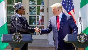 Trump's proposed visit to Nigeria may take one year to ...