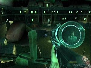 Second, Sight, Original, Xbox, Game, Profile