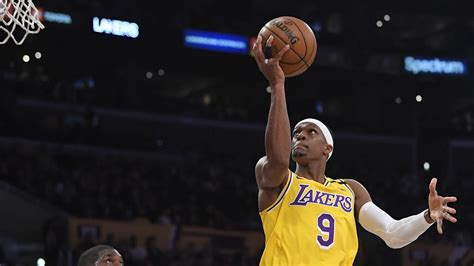 Rondo, a champ in Boston, on brink of getting a Lakers ring