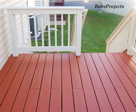minimalist front porch outdoor with appealing behr deck