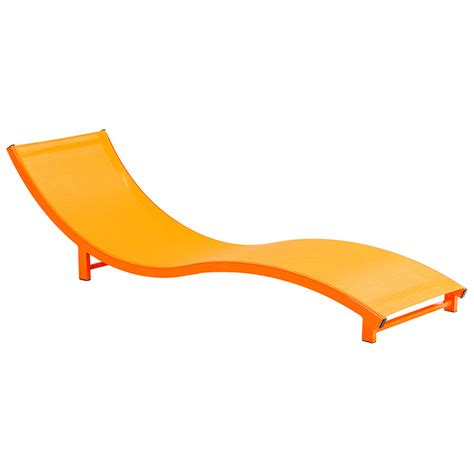 aqua sling pool furniture chaise lounges hotel pool