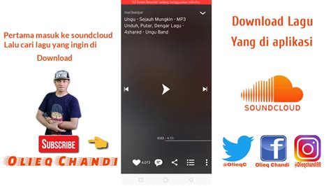 Cara menyimpan lagu di joox ke sd card menjadi mp3 (work). Cara Download lagu di SoundCloud - YouTube