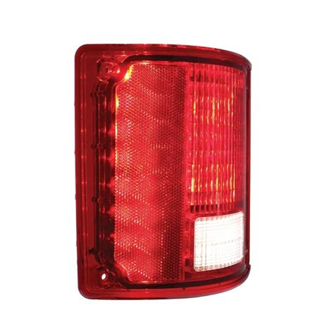 chevy truck tail lights 2 1973 87 chevy gmc truck led sequential tail lights