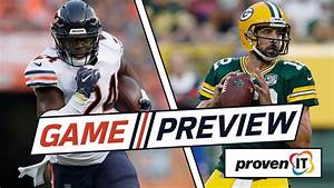 Game Preview: Bears at Packers