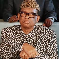 Image result for images mobutu