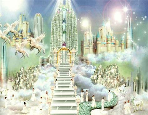 gambar surga kumpulan gambar
