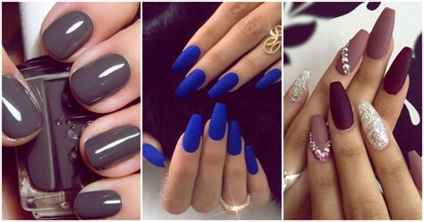Estas recomendaciones están destinadas a hacer lucir tus manos increíbles siempre. Uñas para Morenas: +16 Colores que van con este tono de piel