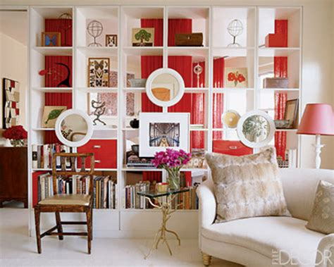 bookcase room dividers ikea bookcases so many ways to use them the decorologist