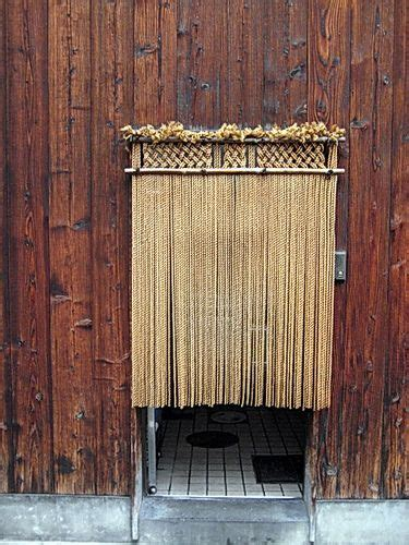 42 best japanese split curtain noren images on
