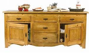 Meuble Cuisine Campagne : mobilier table meubles campagne ~ Teatrodelosmanantiales.com Idées de Décoration