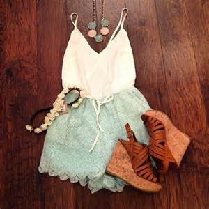 Cute Summer Outfits with Shorts