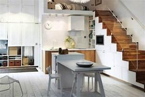 Petit Ilot Central Cuisine Ikea : lot central cuisine ikea et autres l 39 espace de cuisson mareil pinterest ~ Melissatoandfro.com Idées de Décoration