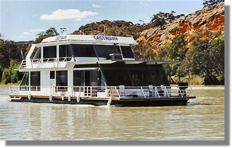 Houseboat Cast by Houseboats Castaway Houseboats Murray River
