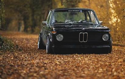 Bmw Oldschool Autumn Cars Wallpapers 2002 Foliage