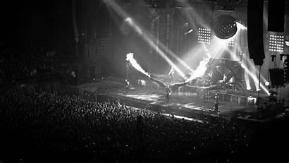 Rammstein Stage Wallpapers Backgrounds Concert Desktop Metal