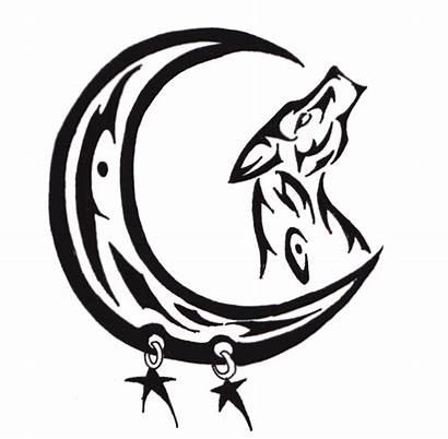 Tribal Wolf Tattoo Paw Tattoos Drawing Clipart