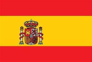Madrid Spain Flag