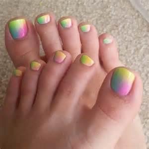 Pretty toe nail art ideas easy cute designs part
