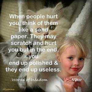 Remember that hurting people hurt other people... | Quotes ...