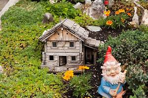 How to Create a Fairy House or Fairy Garden in Your Background