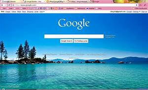 Wallpaper For Google Homepage